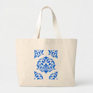 Victorian Ornamental Jumbo Tote Bag