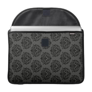 Victorian Ornamental Macbook Pro Flap Sleeve