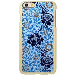 Victorian Pattern In Blue
