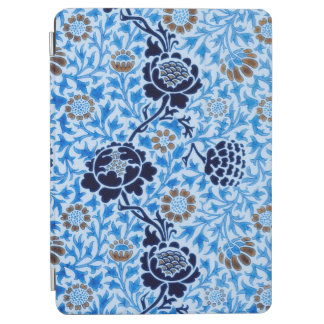Victorian Pattern In Blue iPad Air Cover