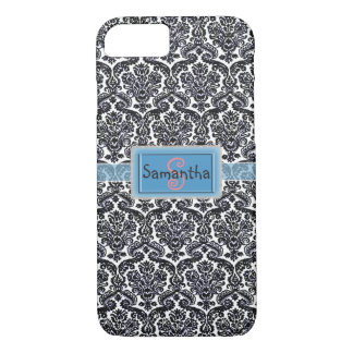 Victorian personalized iPhone 7 case