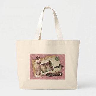 Victorian Romantic Love Letters Bag