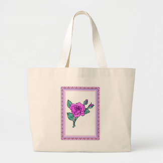 Victorian Rose Bags