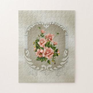 Victorian Roses Puzzle
