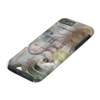 Victorian Shabby Times media Tough iPhone 6 Case