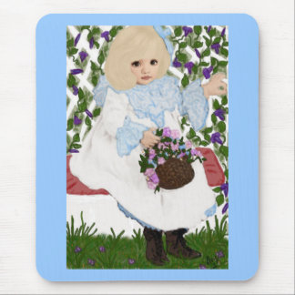 Victorian Spring Mousepad