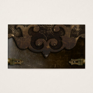 Victorian Steampunk Professional Business Cards