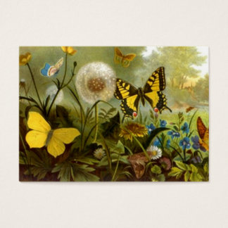 Victorian Style Gift Tags ~ Butterflies Butterfly