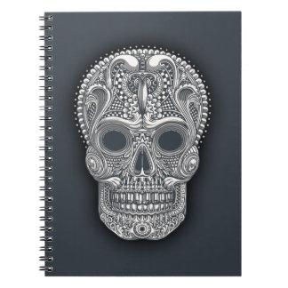 Victorian Sugar Skull Notebooks