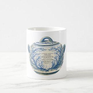 Victorian Tea Advertising Coffee Mug