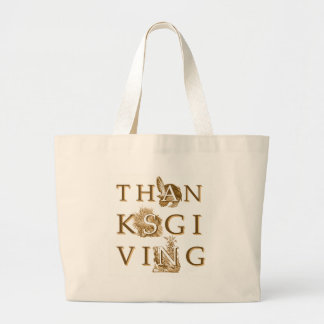 Victorian Thanksgiving Tote Bag