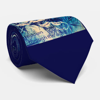 Victorian trade card Oliver Chilled Plow print Tie