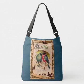 Victorian trade card Standard Sewing Machine Co. Crossbody Bag