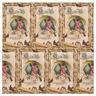Victorian trade card Standard Sewing Machine Co. Fabric