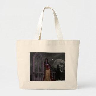 Victorian Vampire Canvas Bags