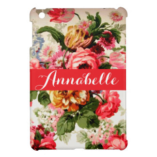 Victorian Virtues iPad Mini Cover