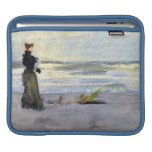 Victorian Woman Beside Water Sleeves For iPads