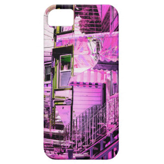 victorians life - mission district San francisco iPhone 5 Cases