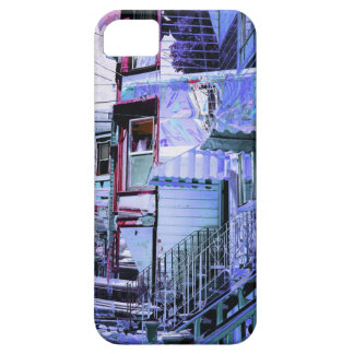 victorians life - mission district San francisco iPhone 5 Covers