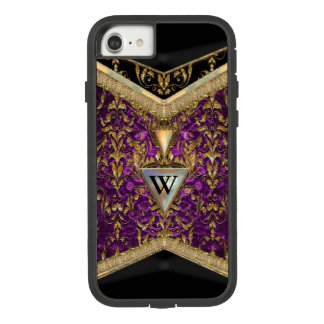 Victoria's Pretty Marshwell  Monogram Case-Mate Tough Extreme iPhone 8/7 Case