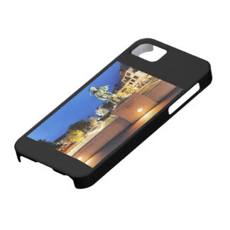 Victories miner Henner on the victory bank iPhone 5 Covers