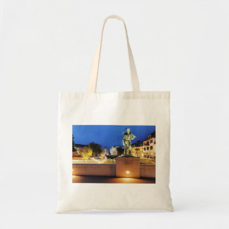 Victories miner Henner on the victory bank Tote Bag