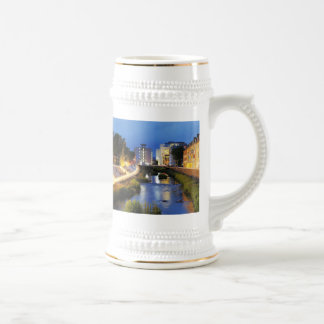 Victories victory banks to the blue hour beer stein
