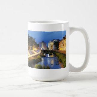 Victories victory banks to the blue hour coffee mug