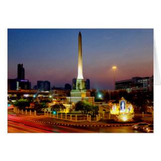 Victory Monument Card