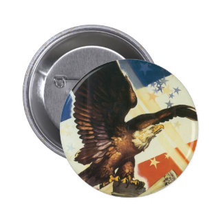 Victory - Now You Can Invest In It! 6 Cm Round Badge
