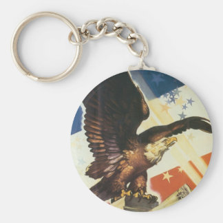 Victory - Now You Can Invest In It! Keychains