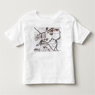 Victory of the English Royal Navy Toddler T-Shirt