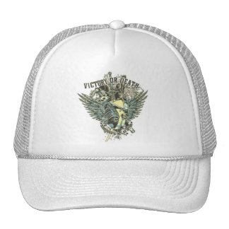 Victory or Death Mesh Hat