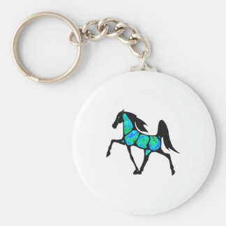 Victory Prance Key Ring
