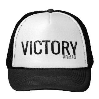 Victory Romans 8:31 Trucker Hat
