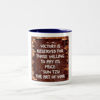 Victory Two-Tone Coffee Mug