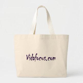vidafocus.com jumbo tote bag