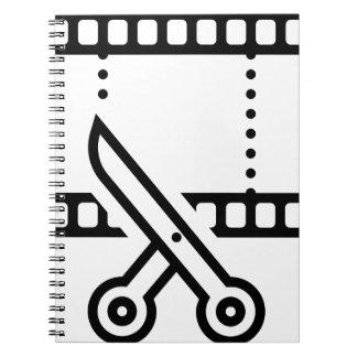 Video Cut Notebooks