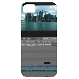 Video Editing Barely There iPhone 5 Case