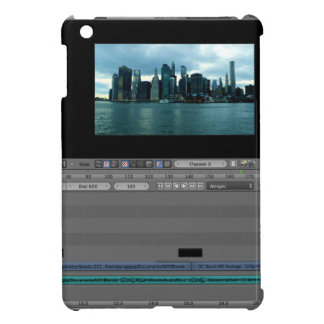 Video Editing iPad Mini Cover