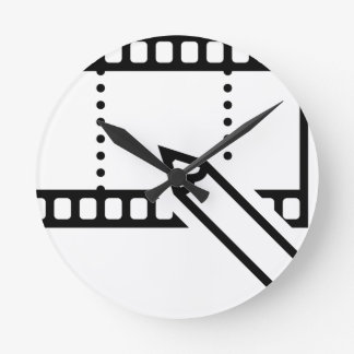 Video Editing Round Clock