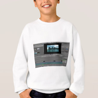 Video Editing Sweatshirt