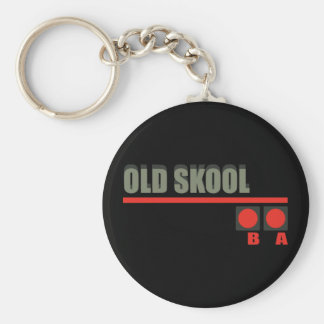 Video Game 101 at Old School Key Ring