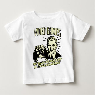 """Video Game"" Baby T-Shirt"