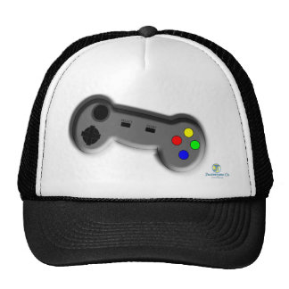 Video Game Controller Hats