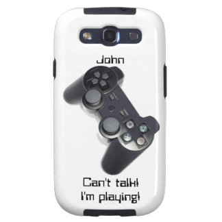 Video Game Controller Samsung Galaxy Case Samsung Galaxy SIII Covers