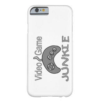 Video Game Junkie Barely There iPhone 6 Case
