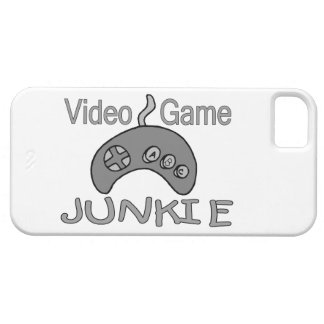 Video Game Junkie iPhone 5 Case