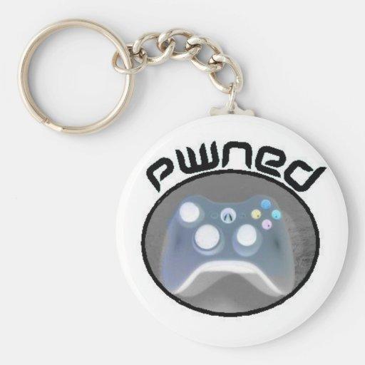 Video Game Key Chain