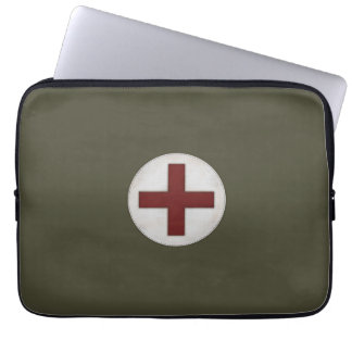 "Video Game ""Medical Kit"" Laptop Computer Sleeves"